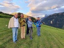 Vereisausflug Hatzis/Lajen Südtirol